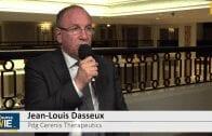 """Jean-Louis Dasseux Pdg Cerenis Therapeutics : """"Plusieurs points d'inflexion qui arrivent avant la fin de l'année"""""""