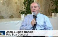 """Jean-Lucien Rascle Pdg BOA Concept : """"La priorité sur les nouveaux produits"""""""