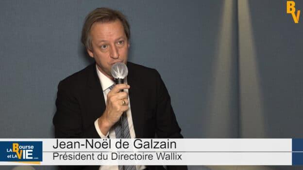 Jean-Noël de Galzain Président du Directoire WALLIX (Tous droits réservés 2020 www.labourseetlavie.com)