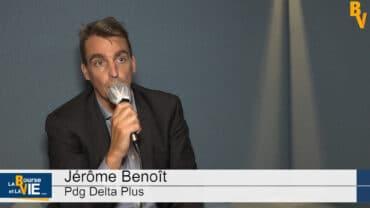"""Jérôme Benoît Pdg Delta Plus : """"Des opportunités sur notre marché"""""""