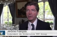 """Jérôme François Président du Directoire TFF Group : """"Le dynamisme sur le marché du Bourbon nous a incité à continuer nos investissements"""""""