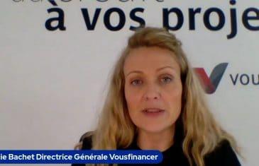 Julie Bachet Directrice Générale Vousfinancer (Tous droits réservés 2021)