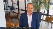 """Julien Blanchard Président du Directoire Hoffmann Green : """"Nous avons les moyens de mener à bien notre projet industriel"""" :  8e #ConfPortzamparc dédiée aux #valeursMidAndSmall"""