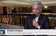 """Khalid Ishaque Directeur Général Pixium Vision : """"On a montré qu'on a dépassé nos attentes initiales"""""""