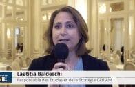 Laetitia Baldeschi Responsable des études et de la stratégie CPR AM : » Le monde émergent devrait retrouver un peu d'attrait»