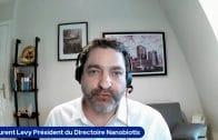"""Laurent Levy Président du Directoire Nanobiotix : """"Nous pensons que le plus dur est fait"""""""