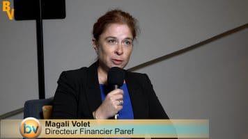 """Magali Volet Directeur Financier Paref : """"L'objectif de Paref est de monter en puissance à l'international"""""""