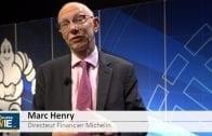 """Marc Henry Directeur Financier Michelin : """"L'agilité c'est un élément clé de la performance"""""""