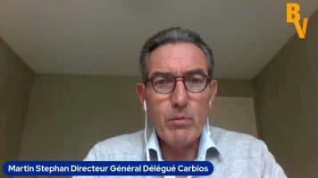 """Martin Stephan Directeur Général Adjoint Carbios : """"Nous intéressons l'ensemble de la profession du PET"""""""