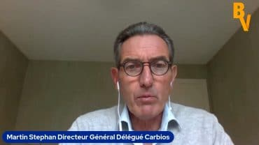 """Martin Stephan Directeur Général Adjoint Carbios : """"Nous intéressons l'ensemble de la profession du PET"""" : Lancement d'une augmentation de capital d'environ 105 M€ pour financer ses plans de développement industriel"""