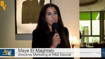 """Maye El Maghrabi Directrice Marketing et R&D Daunat : """"La marque Daunat a la légitimité de s'étendre sur d'autres segments"""