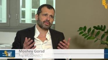 """Moshey Gorsd Pdg WE.CONNECT : """"Les prochains mois, la croissance restera forte"""" : Stratégie et perspectives du spécialiste des accessoires dans le secteur high tech"""