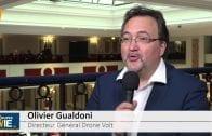 """Olivier Gualdoni Directeur Général Drone Volt : """"Notre business model est cohérent"""""""