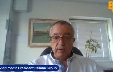 Òlivier Poncin Président Catana Group (Tous droits réservés 2021)