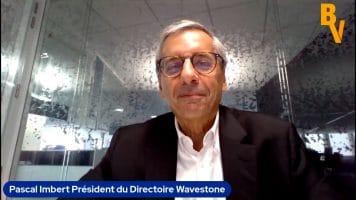 """Pascal Imbert Président du Directoire Wavestone : """"Aux Etats-Unis, nous sommes en train de nous développer"""""""
