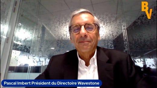 Pascal Imbert Président du Directoire Wavestone (Tous droits réservés 2021 www.labourseetlavie.com)