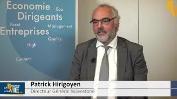 Patrick Hirigoyen Directeur Général Wavestone : «Une dynamique de la demande»