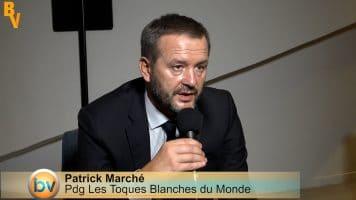 """Patrick Marché Pdg Les Toques Blanches du Monde : """"De bonnes perspectives sur la fin d'année"""""""