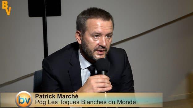 Patrick Marché Pdg Les Toques Blanches du Monde (Tous droits réservés 2021 www.labourseetlavie.com)