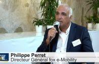 """Philippe Perret Directeur Général fox e-mobility : """"Finir le financement et le nouveau design du véhicule"""""""