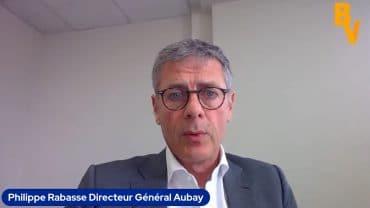 """Philippe Rabasse Directeur Général Aubay : """"Notre unique enjeu est de continuer à accélérer la croissance organique du groupe"""" : Aubay accompagne la transformation et la modernisation des systèmes d'information"""