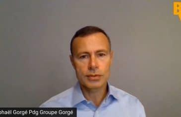 Raphaël Gorgé Pdg Groupe Gorgé (Tous droits réservés 2021)