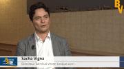 """Sacha Vigna Directeur Général Vente-Unique.com : """"Nous avons délivré ce qu'on avait promis"""" : La Web Tv rencontre les dirigeants au Large et Midcap Event"""