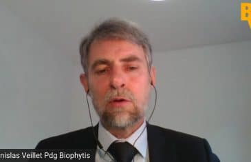 Stanislas Veillet Pdg Biophytis (Tous droits réservés 2021)