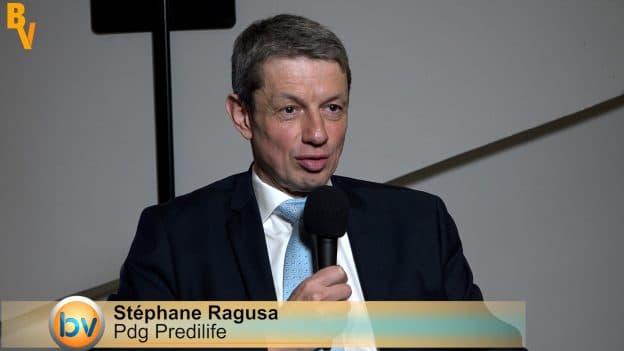 Stéphane Dagusa Pdg Predilife (Tous droits réservés 2021 www.labourseetlavie.com)