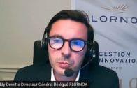 """Teddy Dewitte Directeur Général Délégué Flornoy : """"Nous sommes rentrés sur l'obligataire notamment sur des crédits"""""""