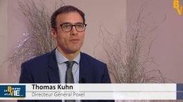 """Thomas Kuhn Directeur Général Poxel : """"Nous avons des discussions pour renforcer notre portefeuille"""" : Poxel développe des médicaments pour le traitement des maladies métaboliques, actuellement centrée sur le diabète de type 2."""