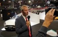 """Ulrich Schäfer Président Aston Martin Europe : """"Un taux de croissance fort qui continue en 2018"""""""