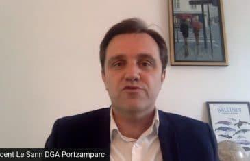 Vincent Le Sann Directeur Général Délégué Portzamparc (Tous droits réservés www.labourseetlavie.com 2021)