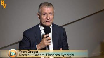 """Yvon Drouet Directeur Général Finances Synergie : """"Toujours un très haut niveau d'activité"""""""
