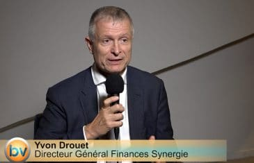 Yvon Drouet Directeur Général Finances Synergie (Tous droits réservés 2021)