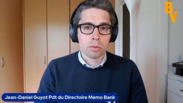 Jean-Daniel Guyot Président du Directoire Memo Bank (Tous droits réservés 2021)