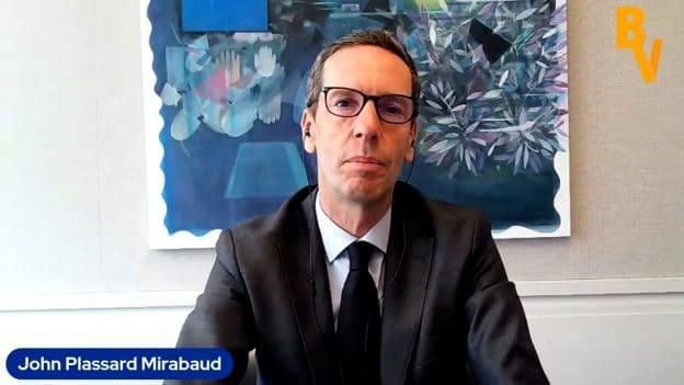 John Plassard Spécialiste en investissement Mirabaud (Tous droits réservés 2021)