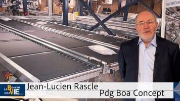 Jean-Lucien Rascle pdg Boa Concept