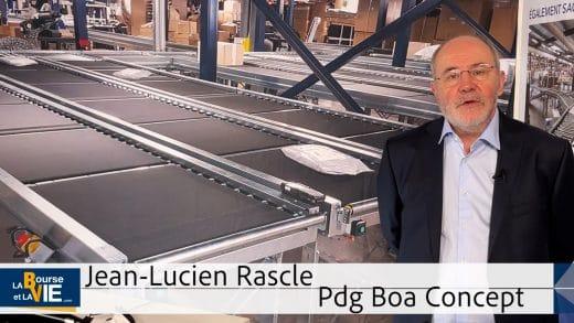 Jean-Lucien Rascle pdg Boa Concept (Tous droits réservés 2021)