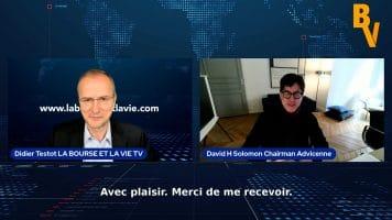 """Dr David Solomon Président Advicenne : """"Il y a peu d'entreprises de biotechnologie françaises qui obtiennent une autorisation de mise sur le marché comme nous aujourd'hui"""""""