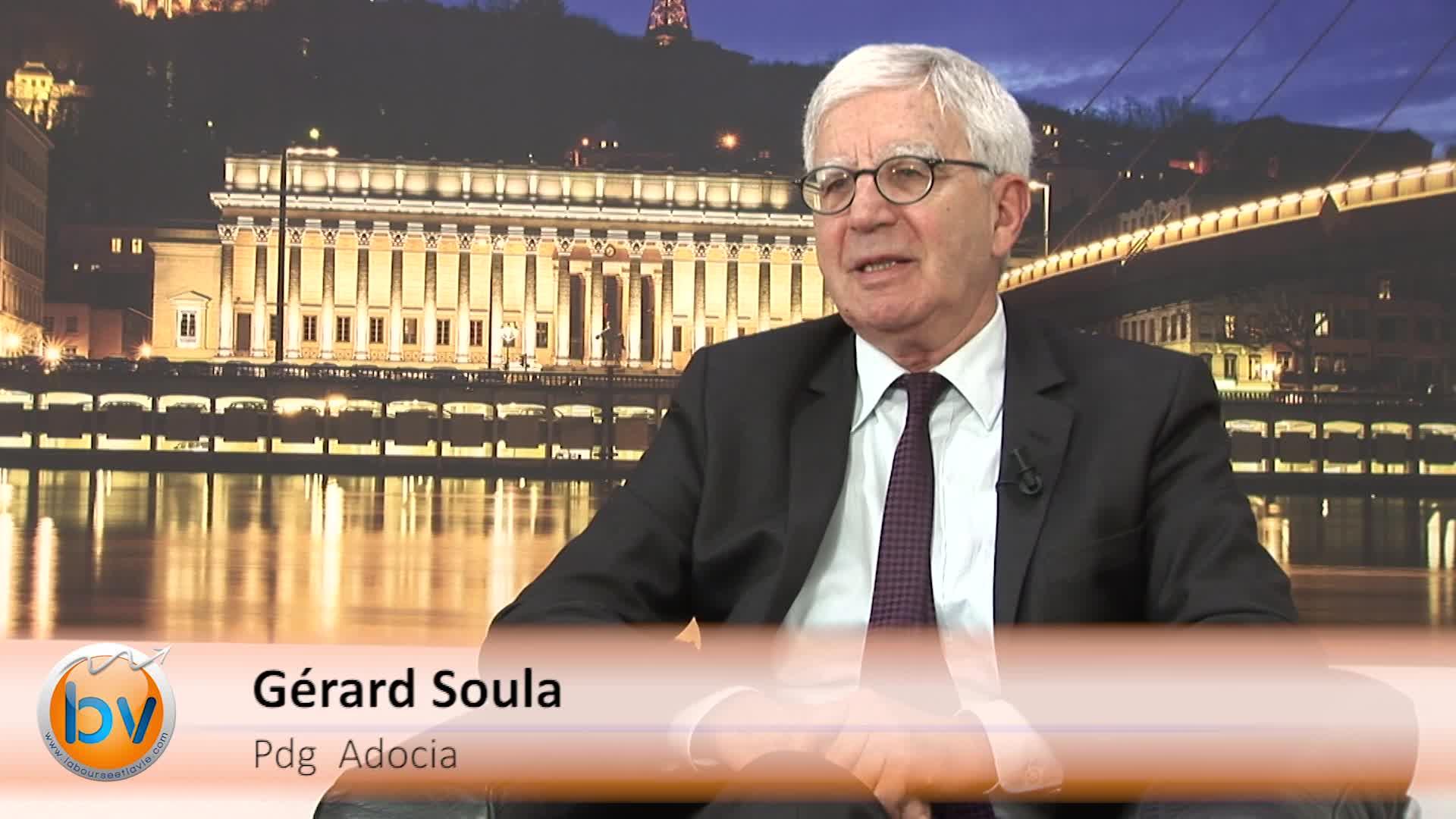 Gérard Soula Pdg Adocia : «Nous assemblons toutes les pièces du puzzle pour l'Ultra-fast»