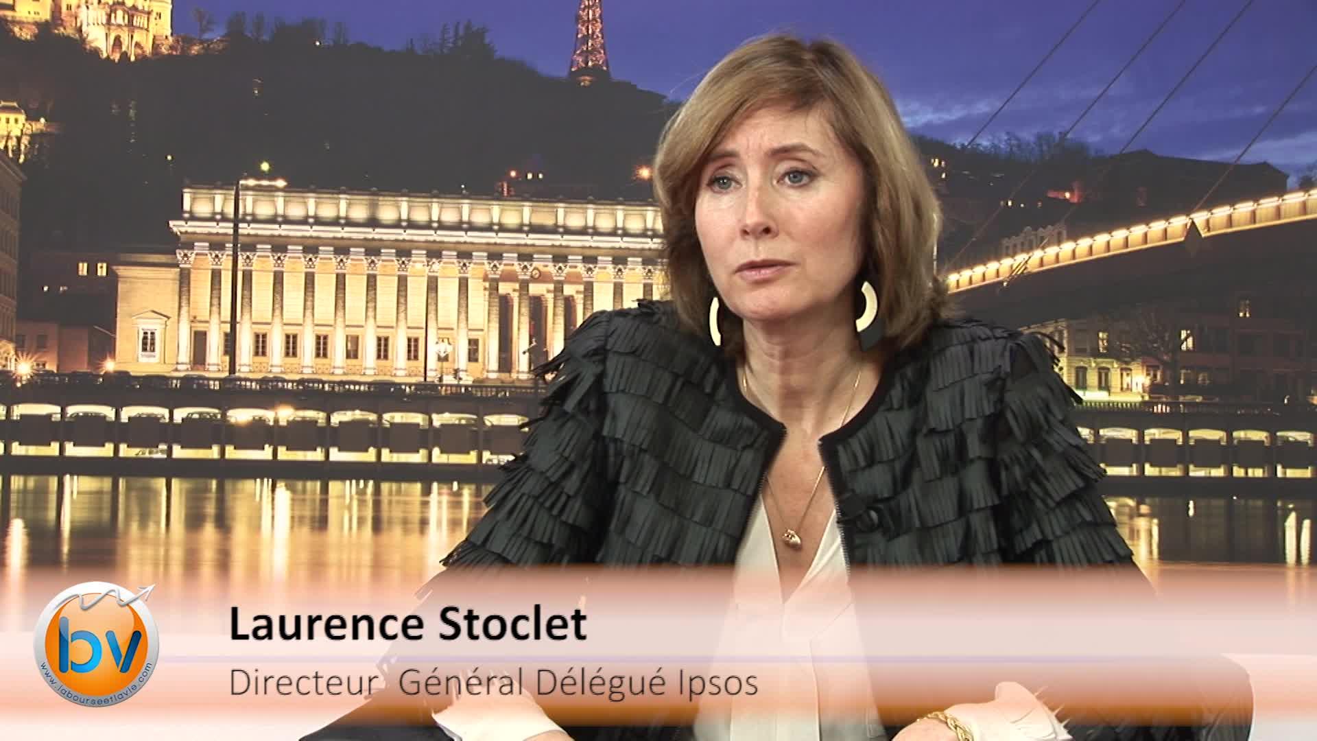 Laurence Stoclet Directeur Général Délégué Ipsos : «Des objectifs de croissance pour 2016»