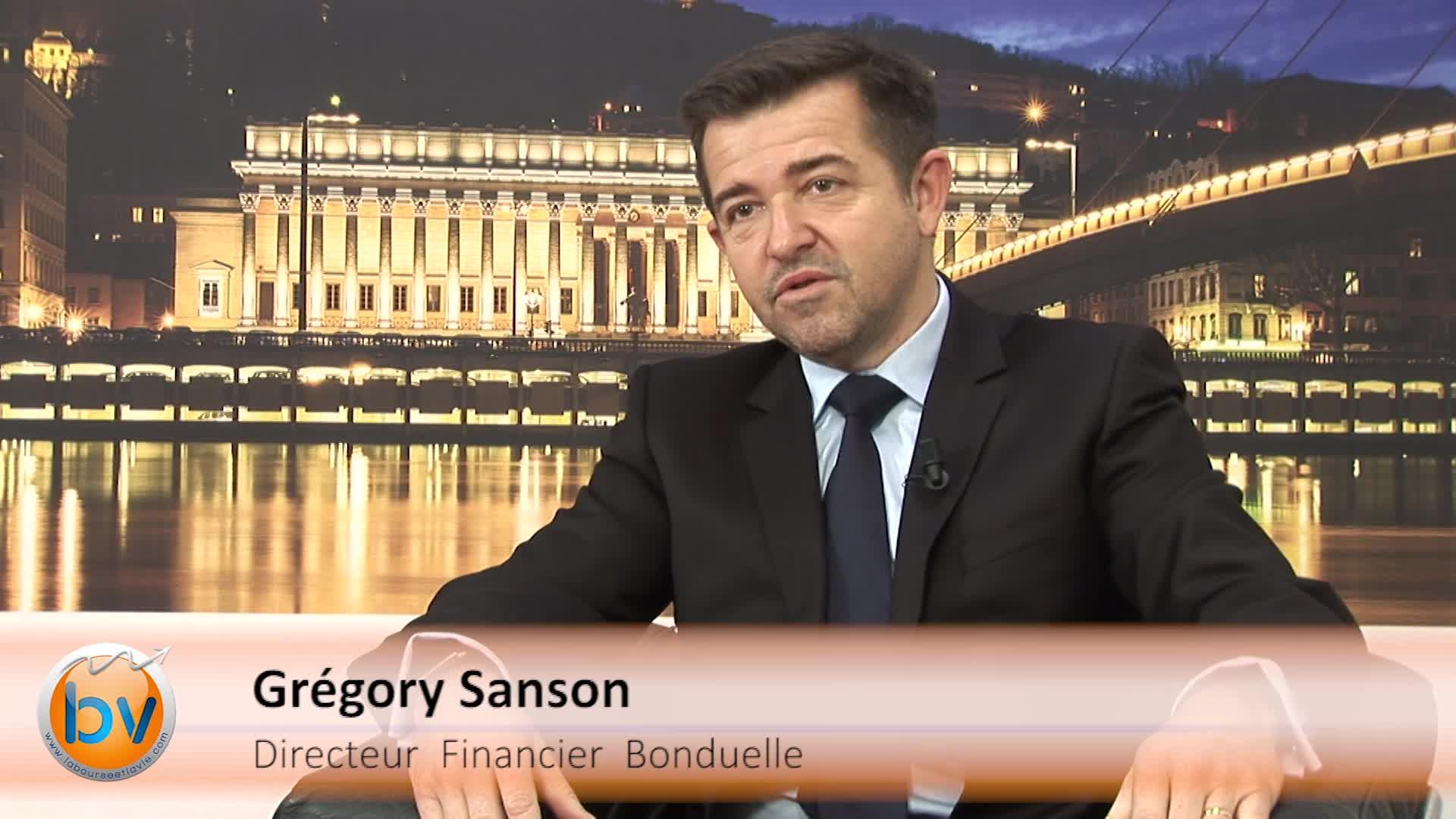 Grégory Sanson Directeur Financier Bonduelle : «Ce n'est pas d'Europe que viendra la croissance»