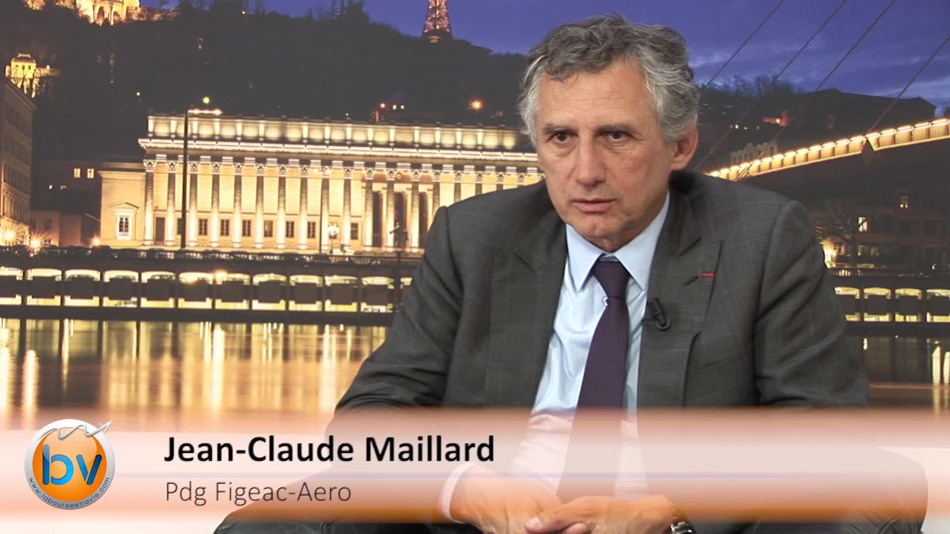 """Jean-Claude Maillard Pdg Figeac Aero : """"Si on veut maintenir les marges il faut produire plus vite un produit de qualité"""""""