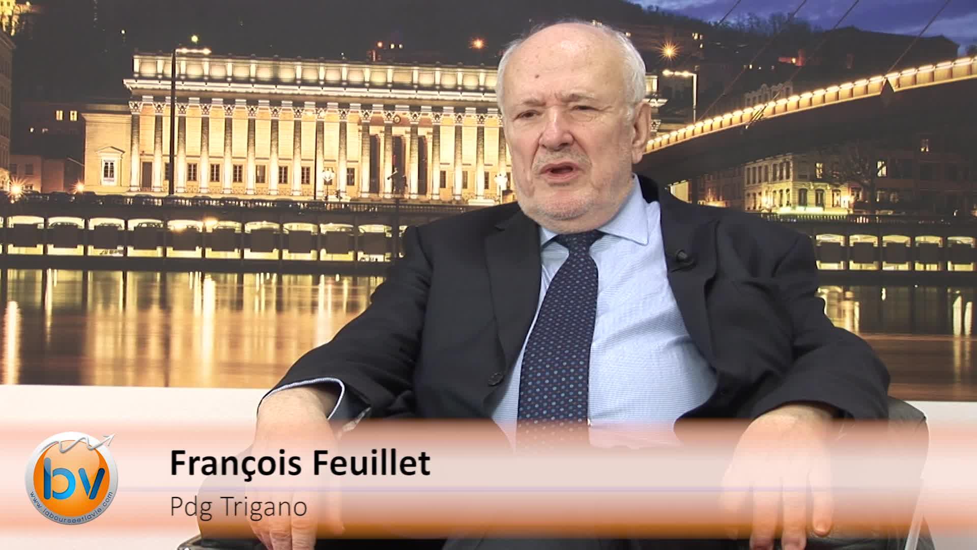 """François Feuillet Pdg Trigano : """"Un portefeuille de commandes important"""""""
