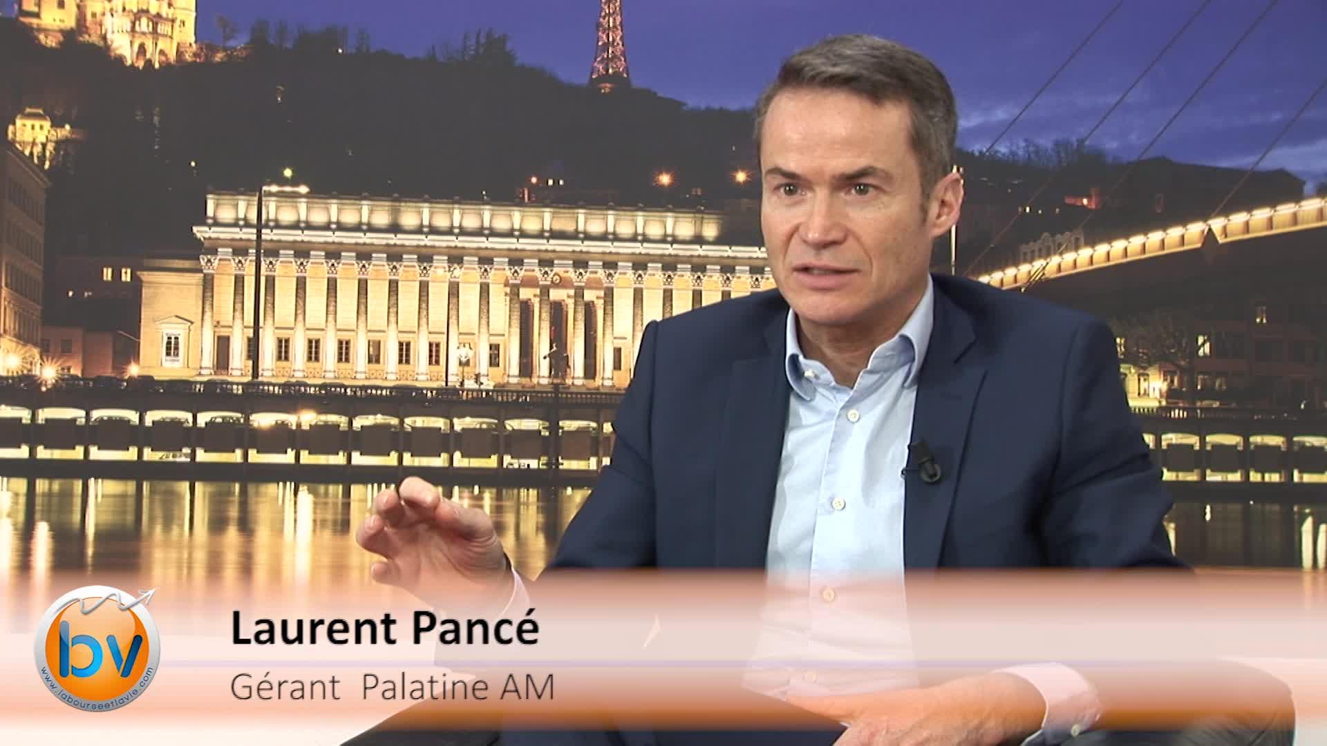 """Laurent Pancé Gérant Palatine AM : """"Il y a des secteurs qui vont continuer à délivrer"""""""