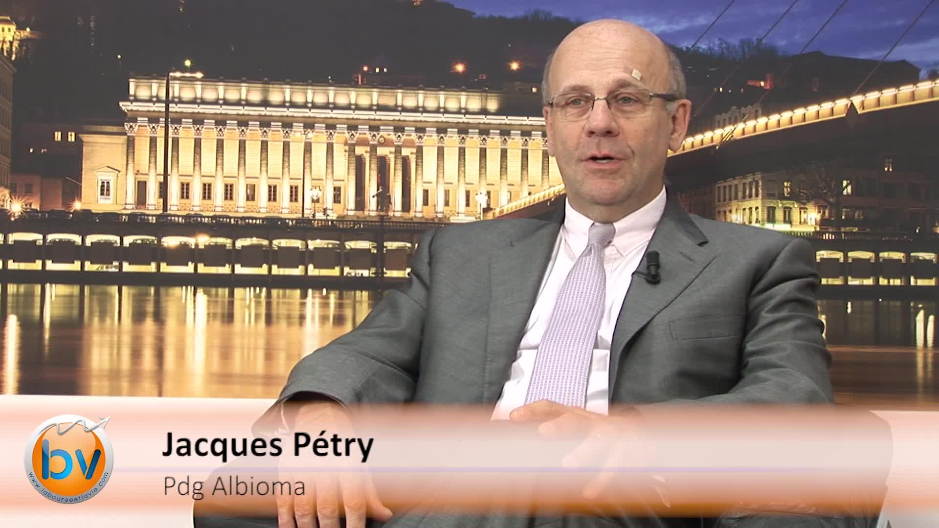 Jacques Pétry Pdg Albioma : «Nous regardons des pays comme la Thailande»