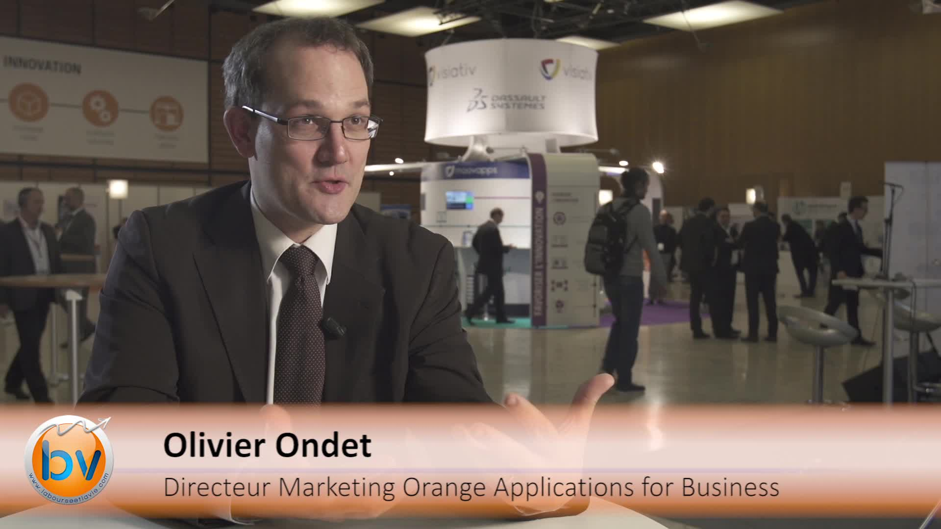 Olivier Ondet Directeur Marketing Orange Applications for Business : « Une nouvelle rupture autour de l'Internet des objets et de la donnée »