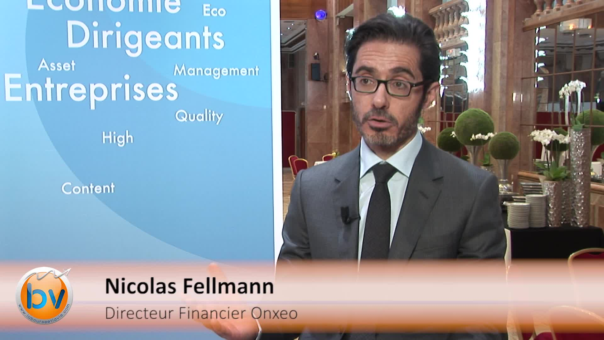 Nicolas Fellmann Directeur Financier Onxeo : «Un newsflow renforcé en 2016 et 2017»