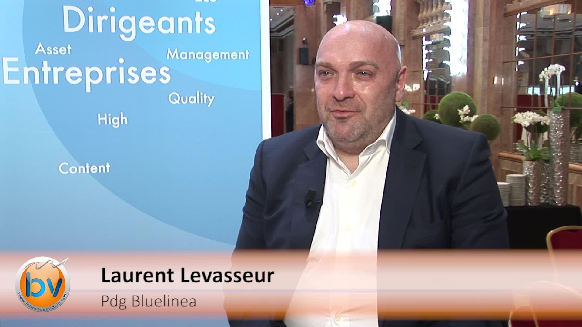 """Laurent Levasseur Pdg Bluelinea : """"Nous sommes devenus un opérateur d'objets connectés dédiés aux seniors"""""""
